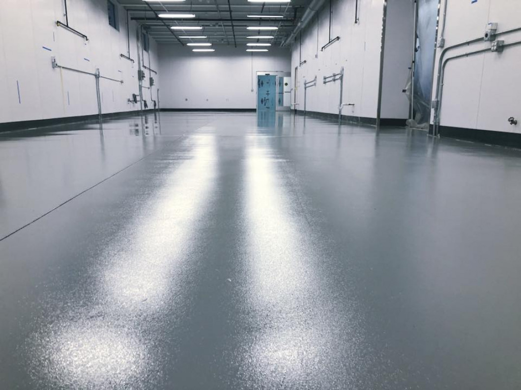 HERMETIC™ Neat Flooring Systems