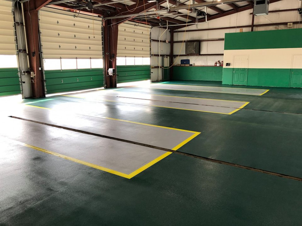 HERMETIC™ Stout Flooring System