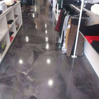 Commercial Residential Decorative Concrete Floors Chesapeake